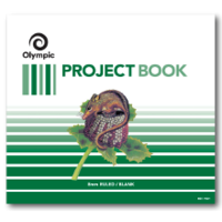 Project Book Olympic 521 24 Page 270X300Mm