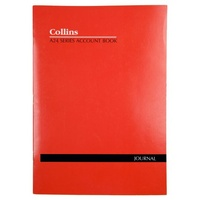 Account Book Collins A24 Journal
