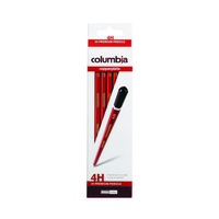 Columbia Pencil Copperplate Hex 4H