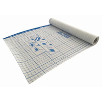Book Covering 80Mic Self Adhesive Gloss 450mm x 15m