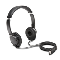 Kensington Hi-Fi USB-A Headphones (No Mic)