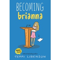Becoming Brianna: Graphic novel