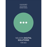 Nelson Digital Solutions for QCE Units 1–4 SB + 1AC (26 Mths)