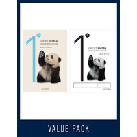 Oxford Maths Student and Assessment Book 1 Value Pack
