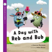 A Day with Reb and Bub (Pack of 6 with Comprehension Card)