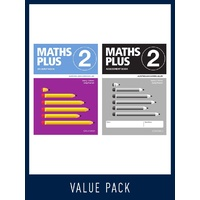 Maths Plus Australian Curriculum Student and Assessment Value Pack, Yr 2