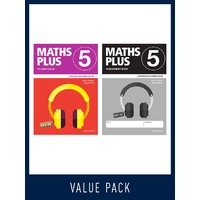 Maths Plus Australian Curriculum Student and Assessment Value Pack, Yr 5