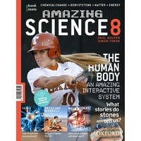 Amazing Science 8 Australian Curriculum Student Book + obook assess