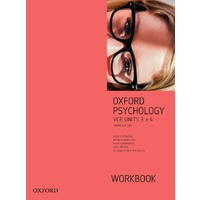 Oxford Psychology Units 3+4  Workbook