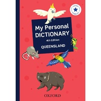 My Personal Dictionary for Queensland 4E