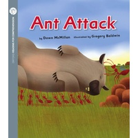 Ant Attack (Pack of 6 with Comprehension Coaching Card)