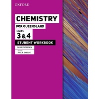Chemistry for Queensland Units 3&4 Workbook