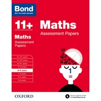 Bond 11 Maths Assessment Papers 8 to 9