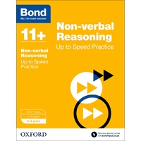 Bond 11 Nonverbal Reasoning Up to Speed Practice 8 to 9