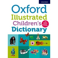 Oxford Illustrated Children's Dictionary 2018