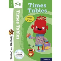 Progress with Oxford: Times Tables Age 7-8