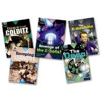 Project X Origins: Oxford Level 13, Great Escapes, Mixed Pack of 5
