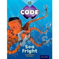 Project X Code Green Band Level 5 Shark Sea Fright