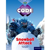 Project X Code Orange Band Level 6 Freeze Snowball Attack