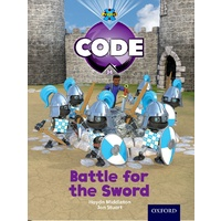 Project X Code Turquoise Band Level 7 Castle Kingdom Battle for the Sword