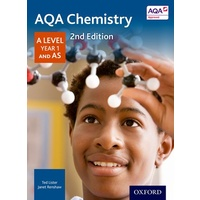 AQA Chemistry A Level Year 1 Student Book