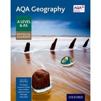 AQA Geography - A Level and AS Student Book