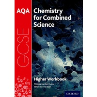AQA GCSE Chemistry for Combined Science Trilogy Workbook:Higher