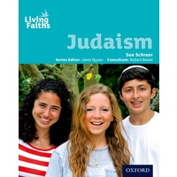 Living Faiths: Judaism Student Book