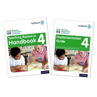 Numicon Geometry, Measurement and Statistics 4 Teaching Pack