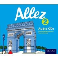 Allez 2 Audio CD Pack