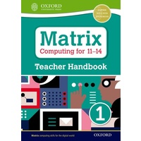 Matrix Computing for 11-14 Teacher Handbook 1