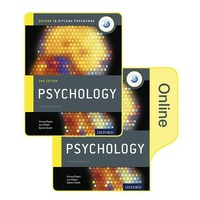 IB Psychology Print and Online Course Book Pack Oxford IB Diploma Programme
