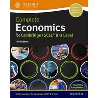 Complete Economics for Cambridge IGCSE and O-Level Student book