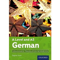 A Level German Grammar & Translation Workbook