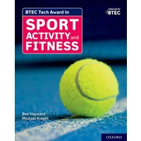 BTEC Tech Award in Sport Student Book