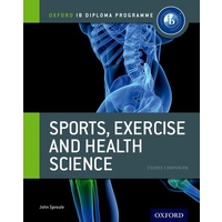 IB Course Book: Sports, Exercise and Health Sciences