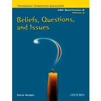 Thinking Through Religion Module 2 Beliefs, Questions and Issues