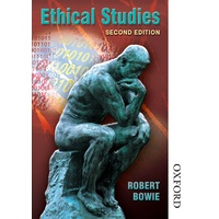 Ethical Studies