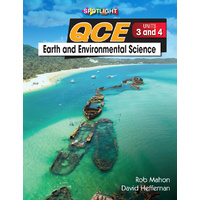 QCE Spotlight Earth & Environmental Science Units 3 & 4