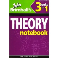 Theory Notebook Complete (3 in 1)