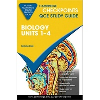 Checkpoints QCE Study Guide Biology units 1 - 4