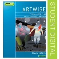 Artwise Visual Arts for the Australian Curriculum Years 7-10 eBookPLUS (Online Purchase)