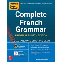 Pmp Complete French Grammar 4E