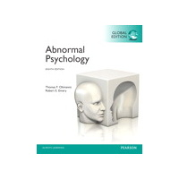Abnormal Psychology, Global Edition, 8th Edition