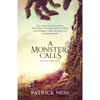 A Monster Calls Movie Tie-in (Substituted Edition)