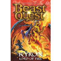 Beast Quest: Kyron, Lord of Fire