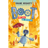 BOOT small robot, BIG adventure