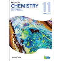 Pearson Chemistry Qld 11 Skills & As