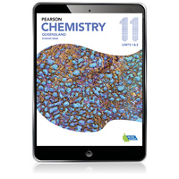 Pearson Chemistry Queensland 11 eBook