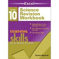 Excel Essential Skills: Science Revision Workbook Year 10